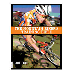 VeloPress The Mountain Biker's Training Bible