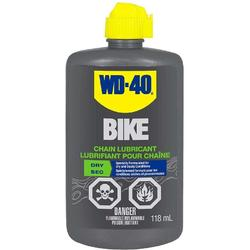 WD-40 Bike Dry Chain Lubricant