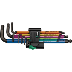 Wera 950/9 Hex-Plus L-Key Hex Wrench Set