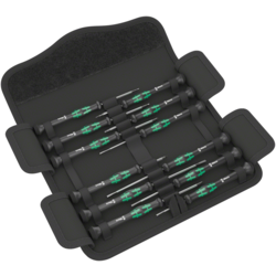 Wera Kraftform Micro 12 Universal 1 Screwdriver Set
