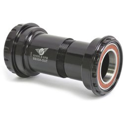 Wheels Manufacturing Inc. BB30A Outboard Angular Contact Bottom Bracket for 24mm Shimano Cranks