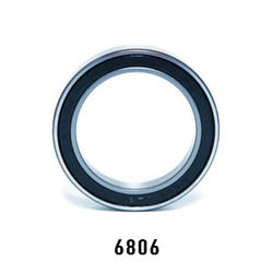 Wheels Manufacturing Inc. Enduro 6806 ABEC-5 Sealed Bearing