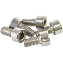 Wheels Manufacturing Inc. M5x10 Socket Head Screw - 5pcs