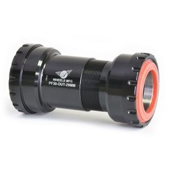 Wheels Manufacturing Inc. PF30 Outboard Bottom Bracket for 29mm SRAM DUB Cranks