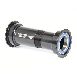 Wheels Manufacturing Inc. Pressfit 41mm ABEC-3 Fat Bike Bottom Bracket