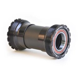 Wheels Manufacturing Inc. T47 Angular Contact Bottom Bracket for 24mm (Shimano) Spindles