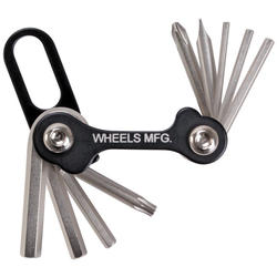 Wheels Manufacturing Inc. Multi Tool and Derailleur Hanger