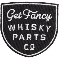 Whisky Parts Co. Get Fancy Patch