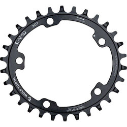 Wolf Tooth Components Elliptical CAMO Aluminum Chainrings
