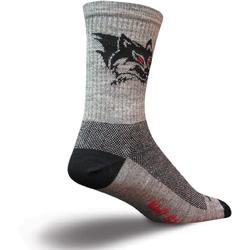 SockGuy Wolf Wool Socks