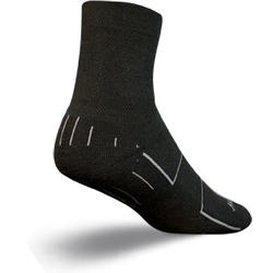 SockGuy Wooligan Socks (Black)