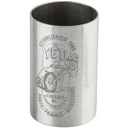 Yeti Cycles Sliding Yetiman Stainless Shot Glass