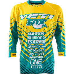 Yeti Cycles Factory Team Replica Jersey