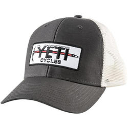 Yeti Cycles Iceaxe Patch Trucker Hat
