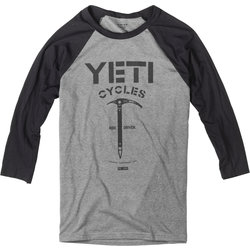 Yeti Cycles Yeti Baseball Tee