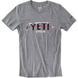 Yeti Cycles Old School Ice Axe Tee