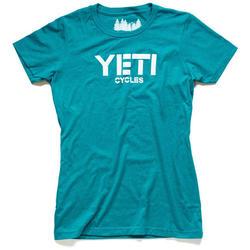 Yeti Cycles Classic Yeti Tee - Women's