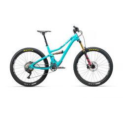 Yeti Cycles SB5 Beti Shimano XT TURQ