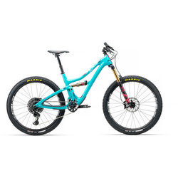 Yeti Cycles SB5 Beti SRAM X01 Eagle TURQ