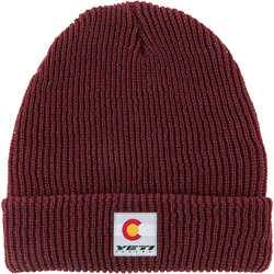 Yeti Cycles Yeti CO Flag Cuffed Beanie