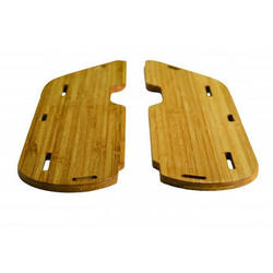 Yuba Boda Bamboo Running Boards