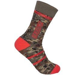 Zoic Camo Socks