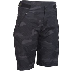 Zoic Navaeh Camo Shorts + Essential Liner