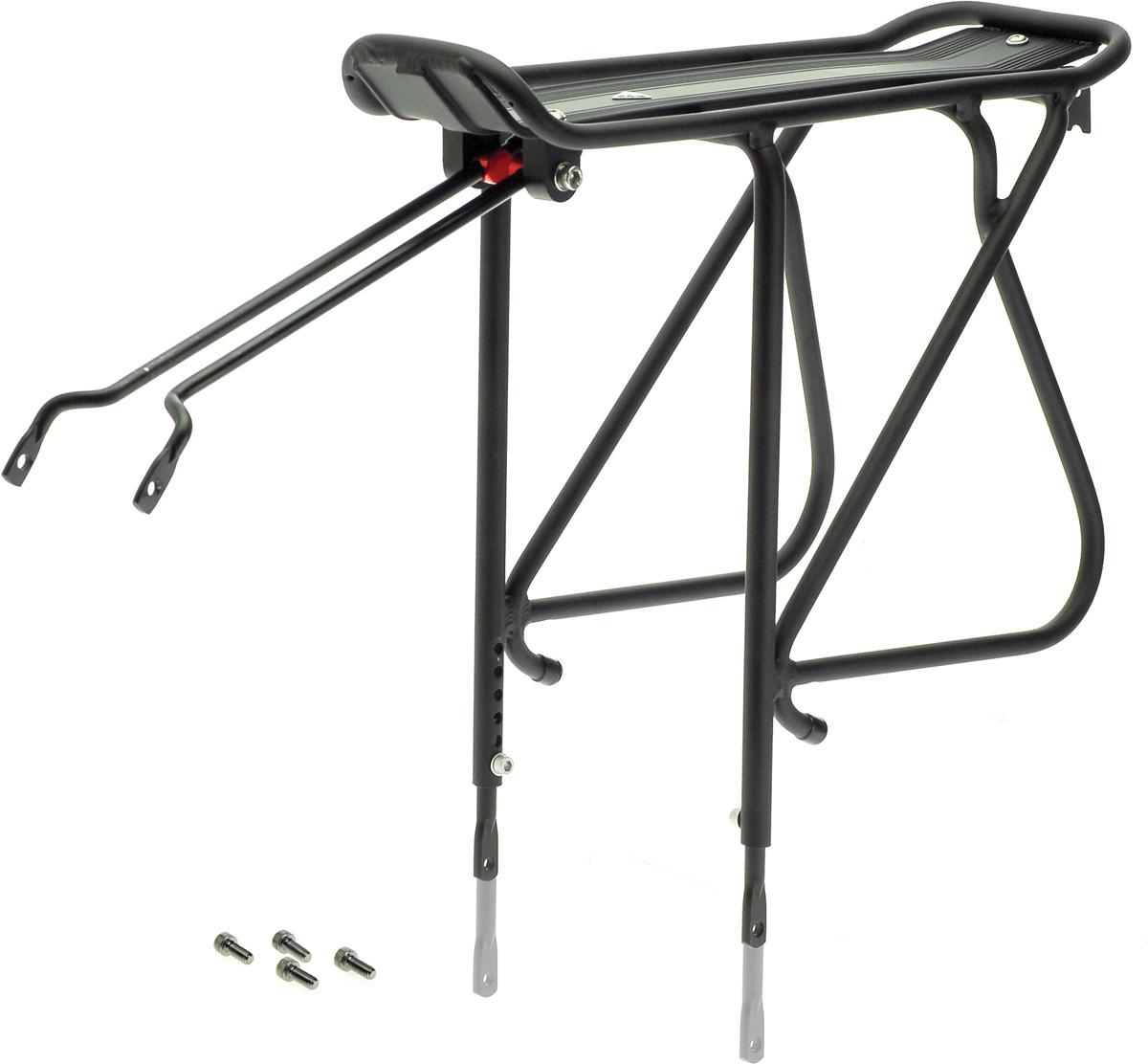 Axiom Journey Adjustable Rear Rack Black