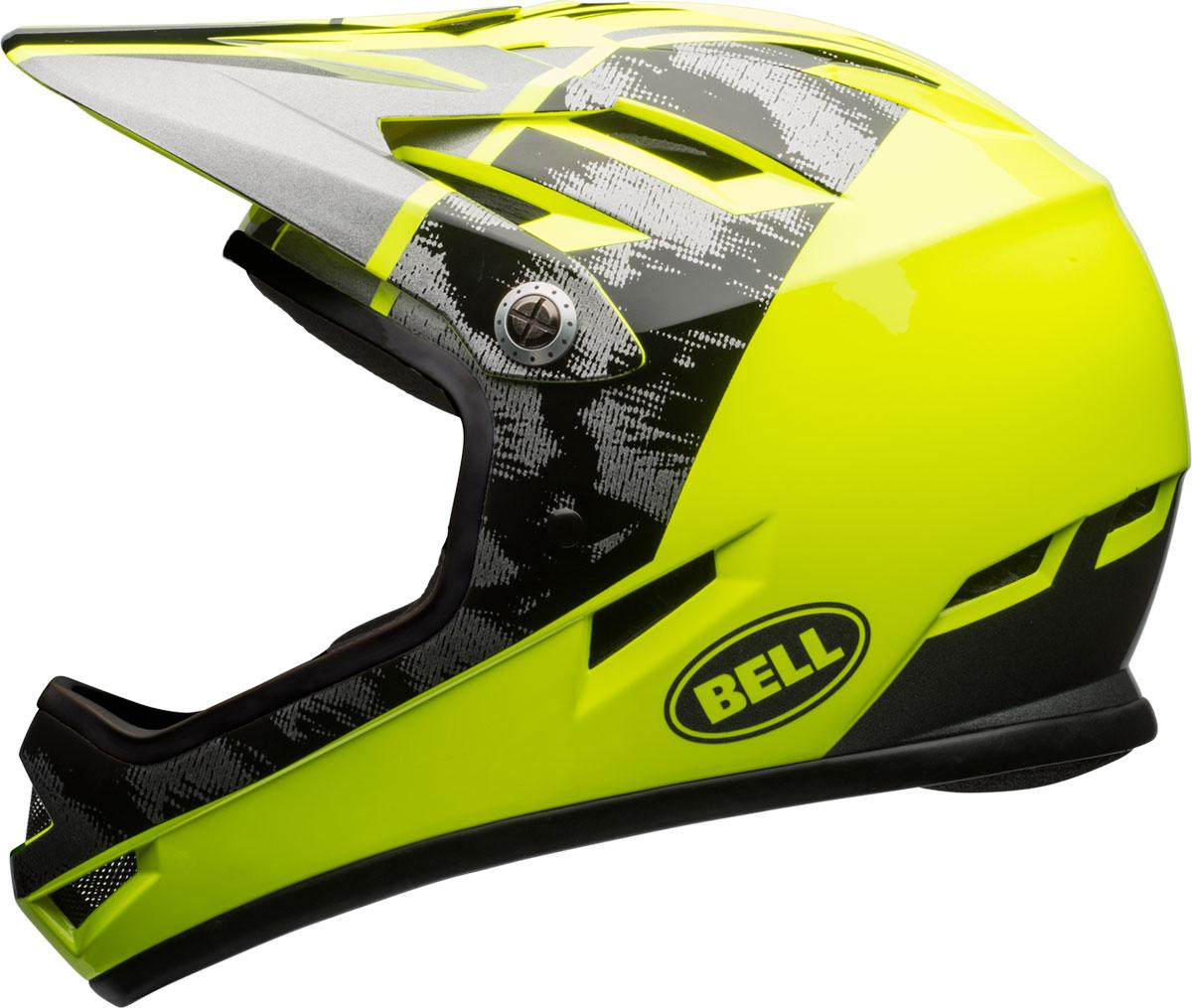Bell Full Face Helmet >> Bell Sanction Gregg S Cycles