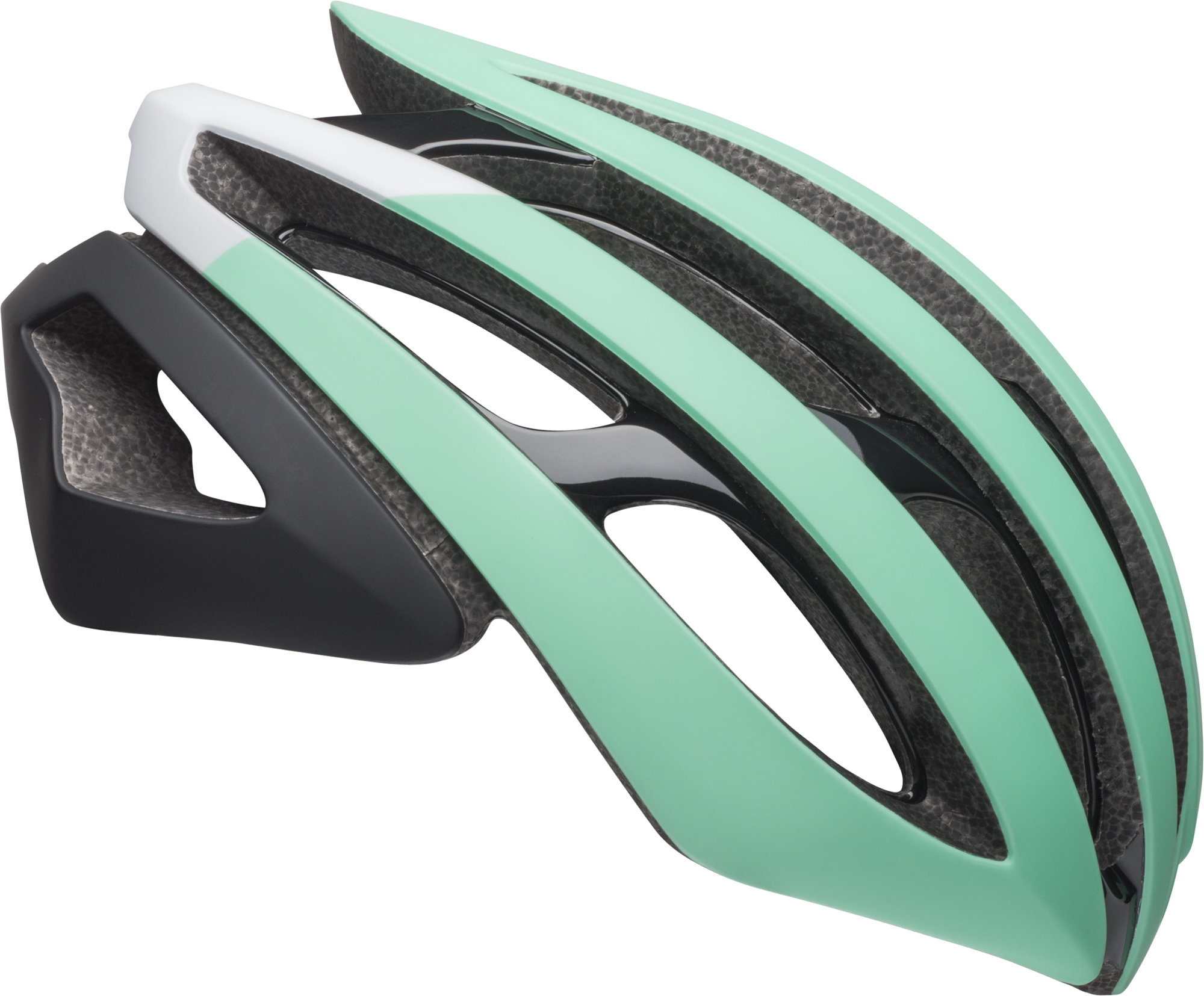 Bell Z20 MIPS Road Bike Helmet Ghost Matt Orange//Gloss Black