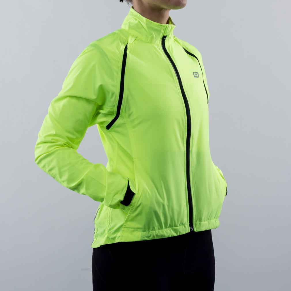 Bellwether Velocity Womens Vest Black Medium