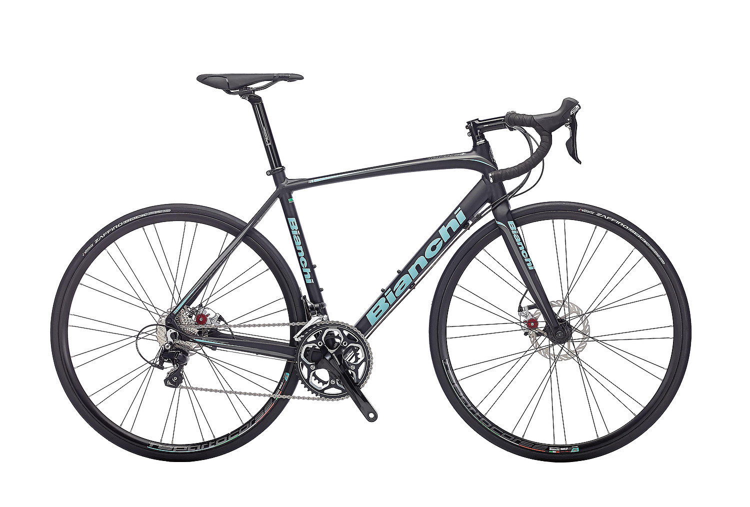 5a9d4dd8 Bianchi Impulso 105 Disc - The Newbury Park Bicycle Shop