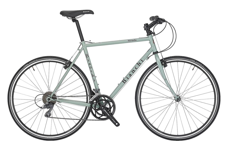 Bianchi Strada - Harris Cyclery bicycle shop - West Newton