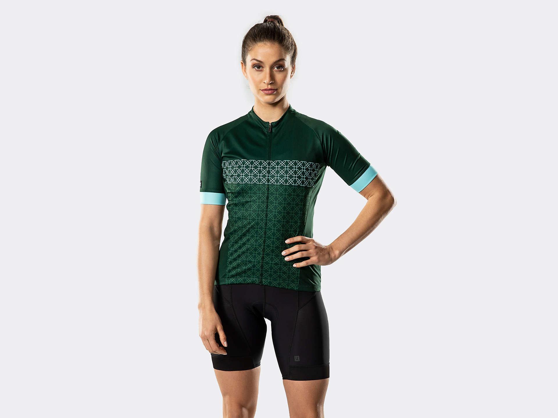 86336080 Bontrager Anara LTD Women's Cycling Jersey - Massachusetts Bike Shop ...