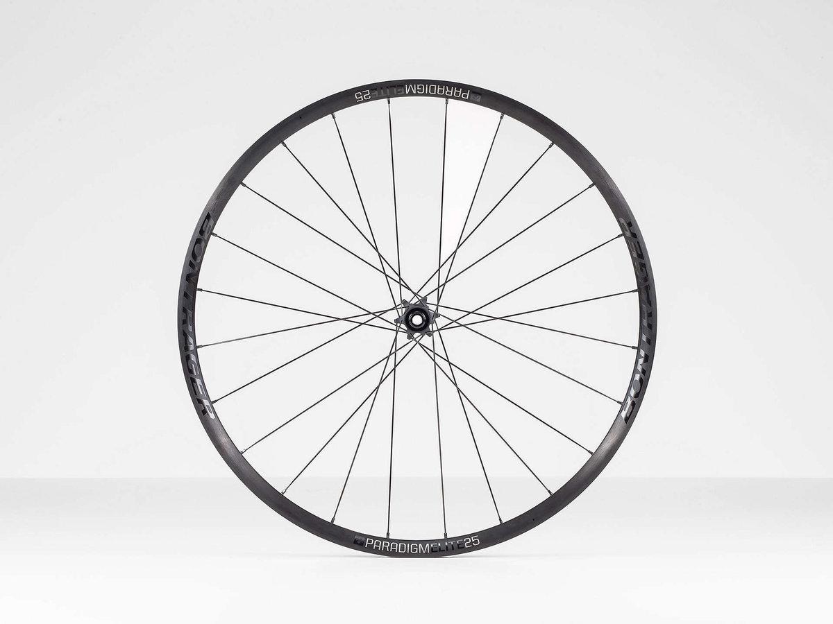 Bontrager Paradigm Elite 25 Tlr Disc Road Wheel 700c Front