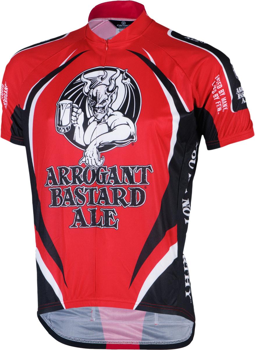 Arrogant Bastard Beer Cycling Jersey