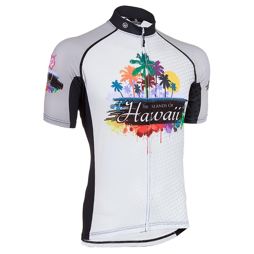 Canari Hawaii Rainbow Jersey Richardson Bike Mart
