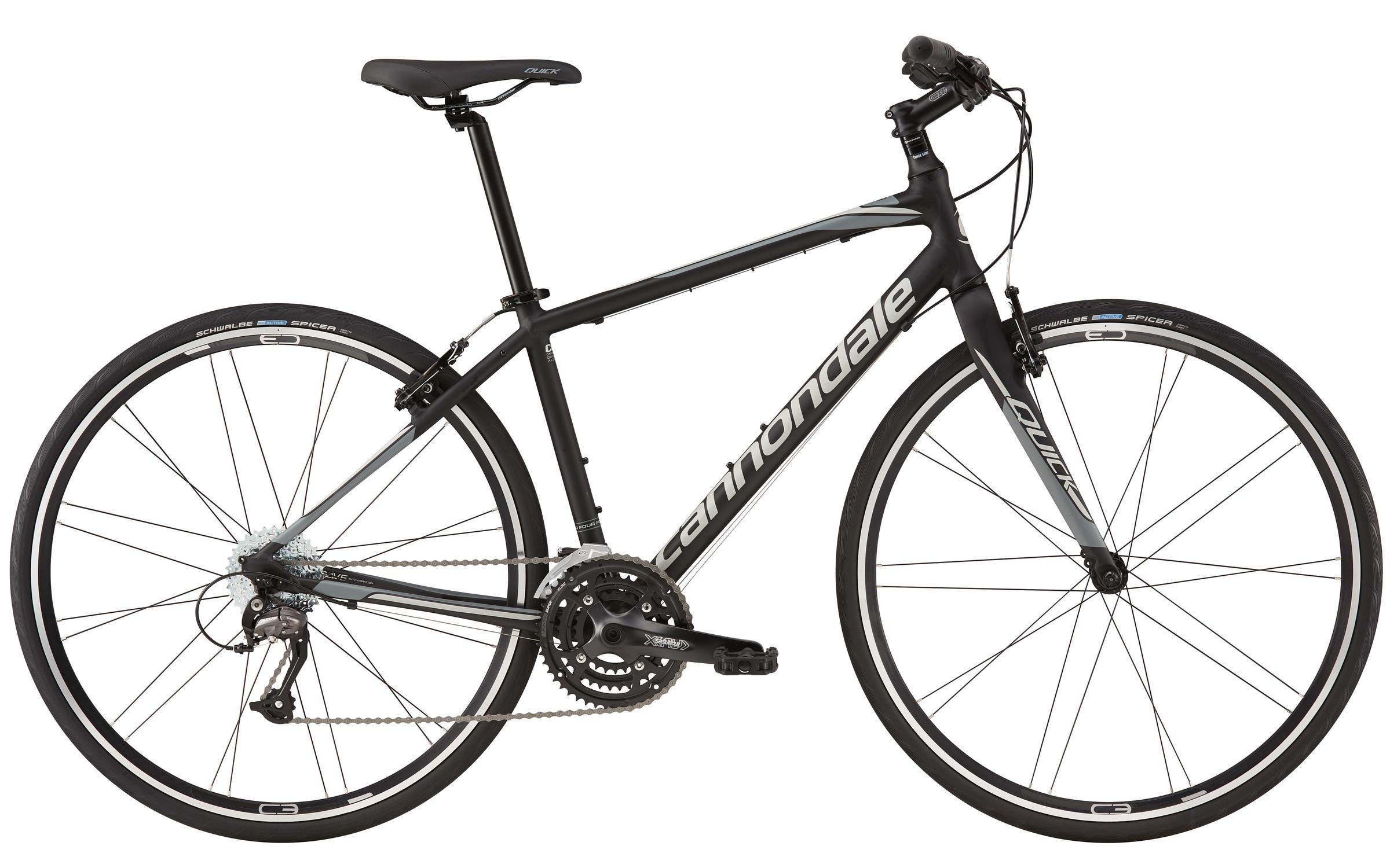 0a6e9e0efe9 Cannondale Quick 4 - Bert's Bikes & Fitness