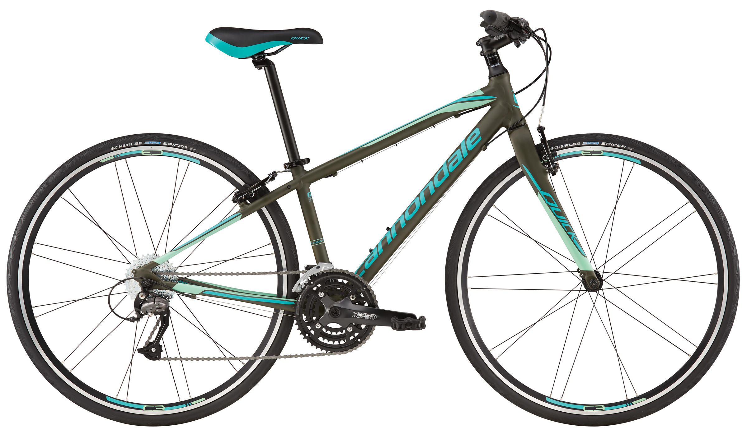 dd3dcbe752c Cannondale Quick 4 - Women's - Plaine and Son - Schenectady, NY