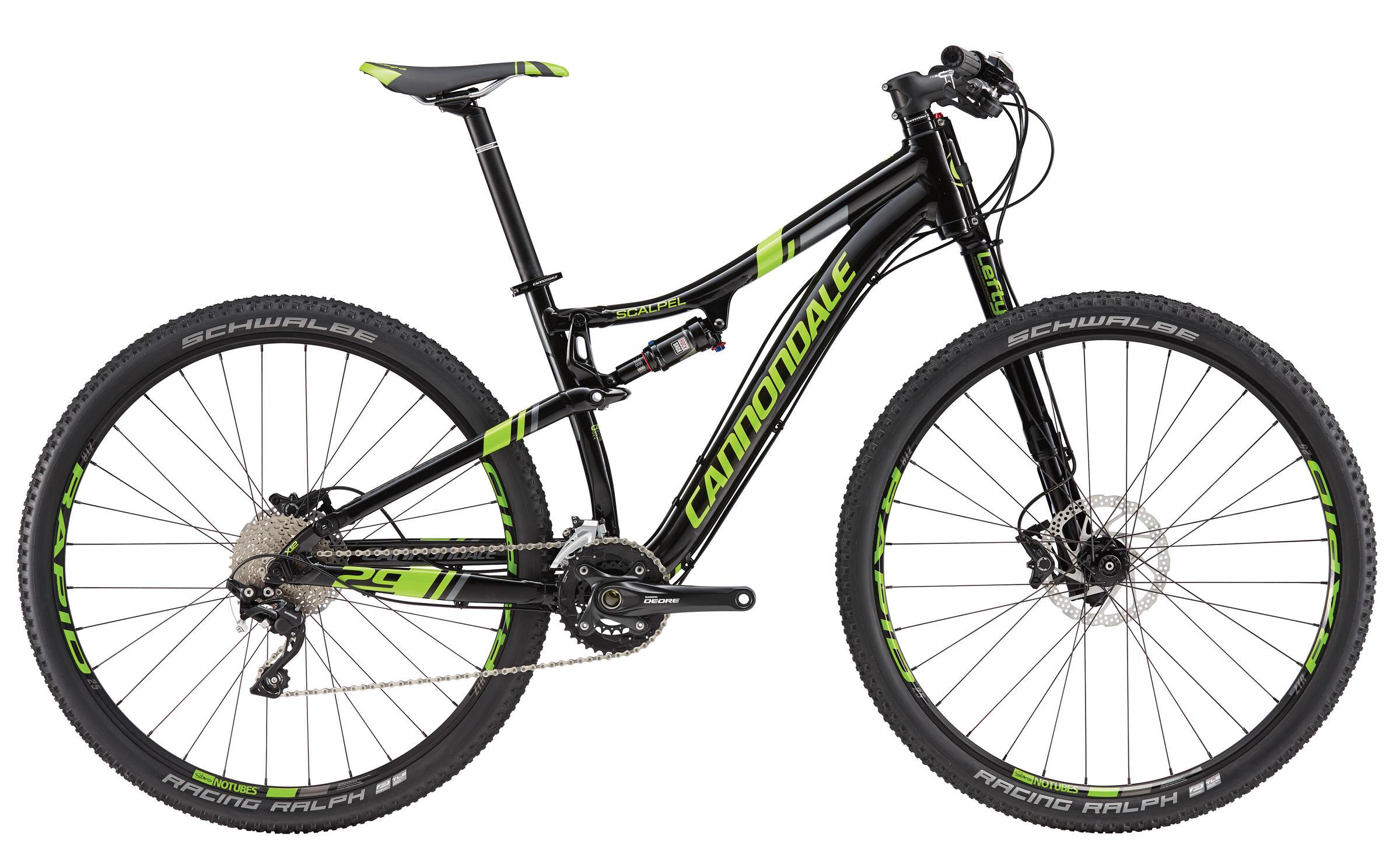 00ac9873305 Cannondale Scalpel 29 4 - Bike America