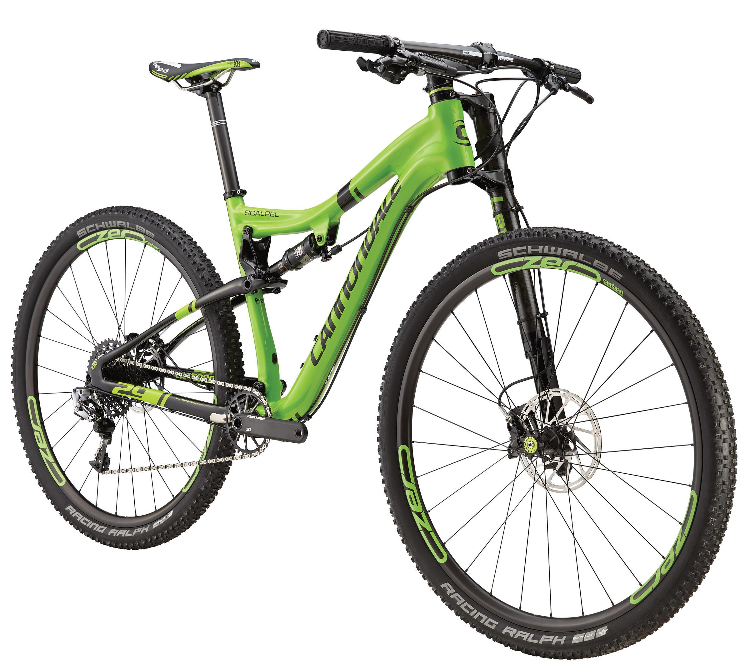 a12e2298649 Cannondale Scalpel 29 Carbon Race - City Bikes