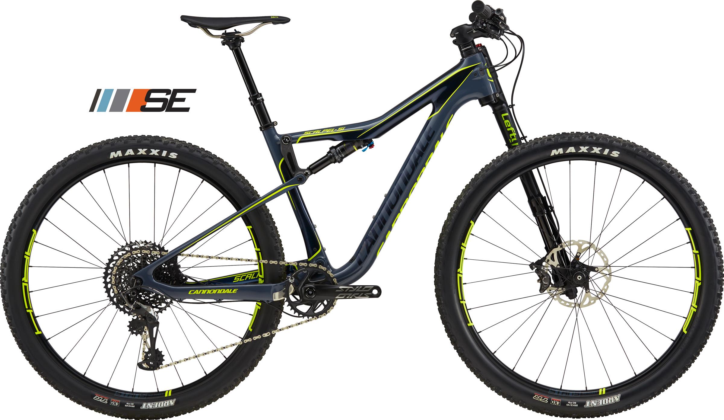 042dff5ca5c Cannondale Scalpel SE 1 - City Bikes