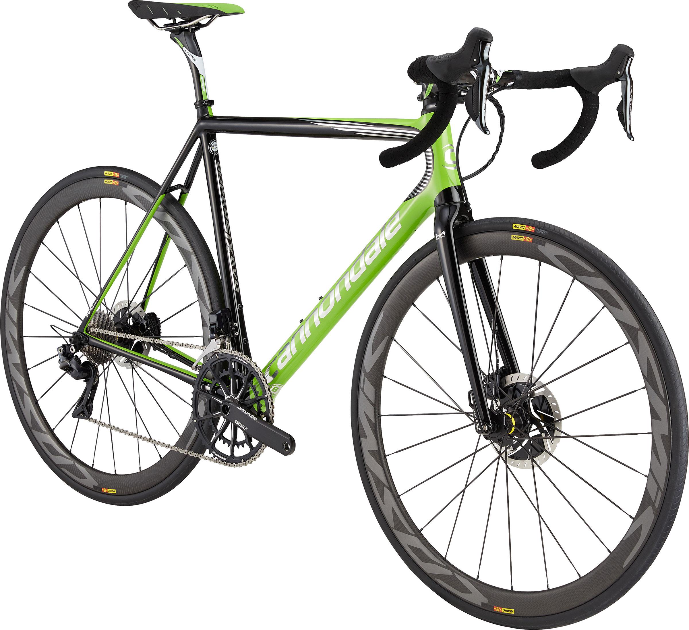 870a26d8395 Cannondale SuperSix EVO Hi-MOD Disc Team - City Bikes