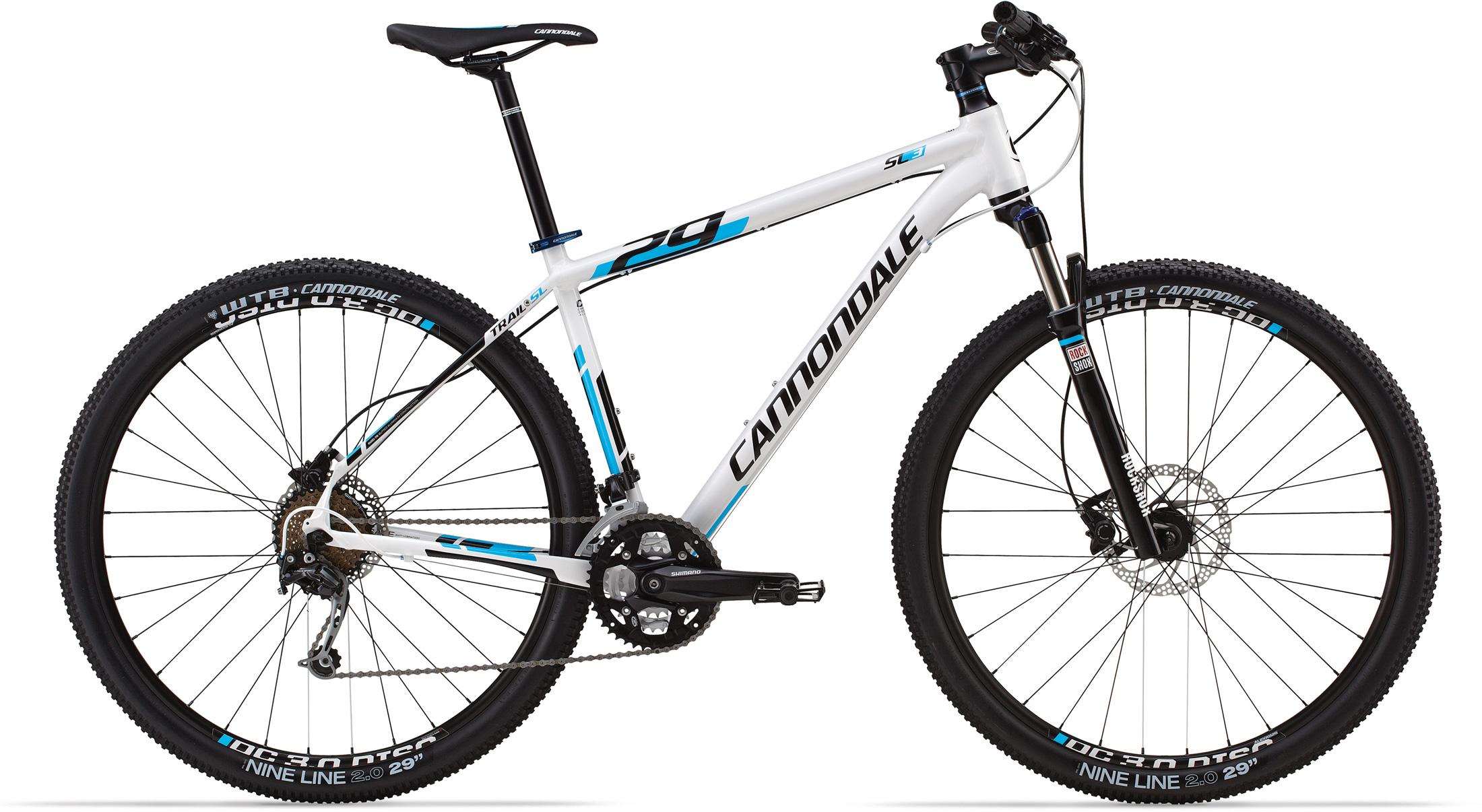 6dacc256206 Cannondale Trail SL 29er 3 - Pedal Bike Shop -Littleton, Colorado