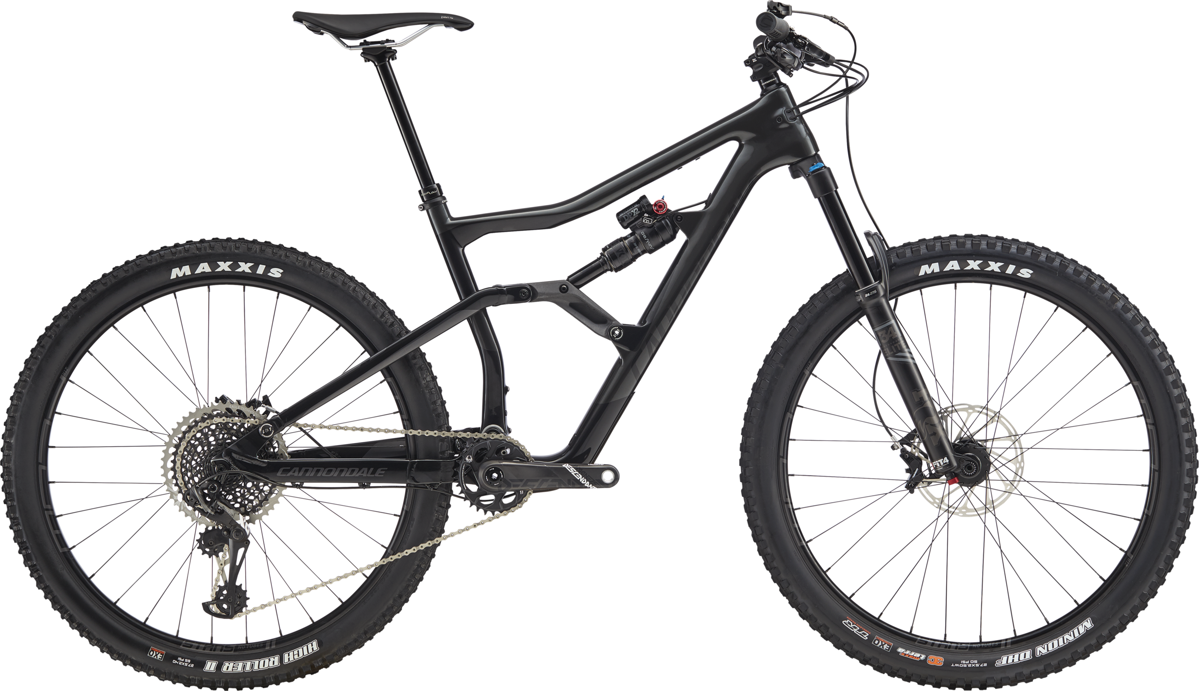 Cannondale Trigger Alloy 27.5 Seat Stay Black