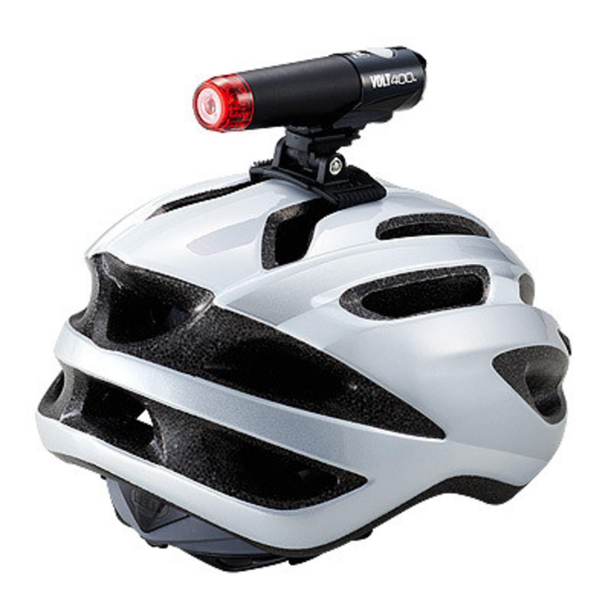 CatEye Volt 300 Headlight with Helmet Mount