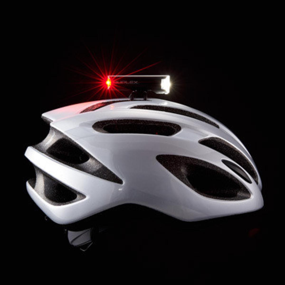 CatEye Duplex Helmet Light SL-LD400