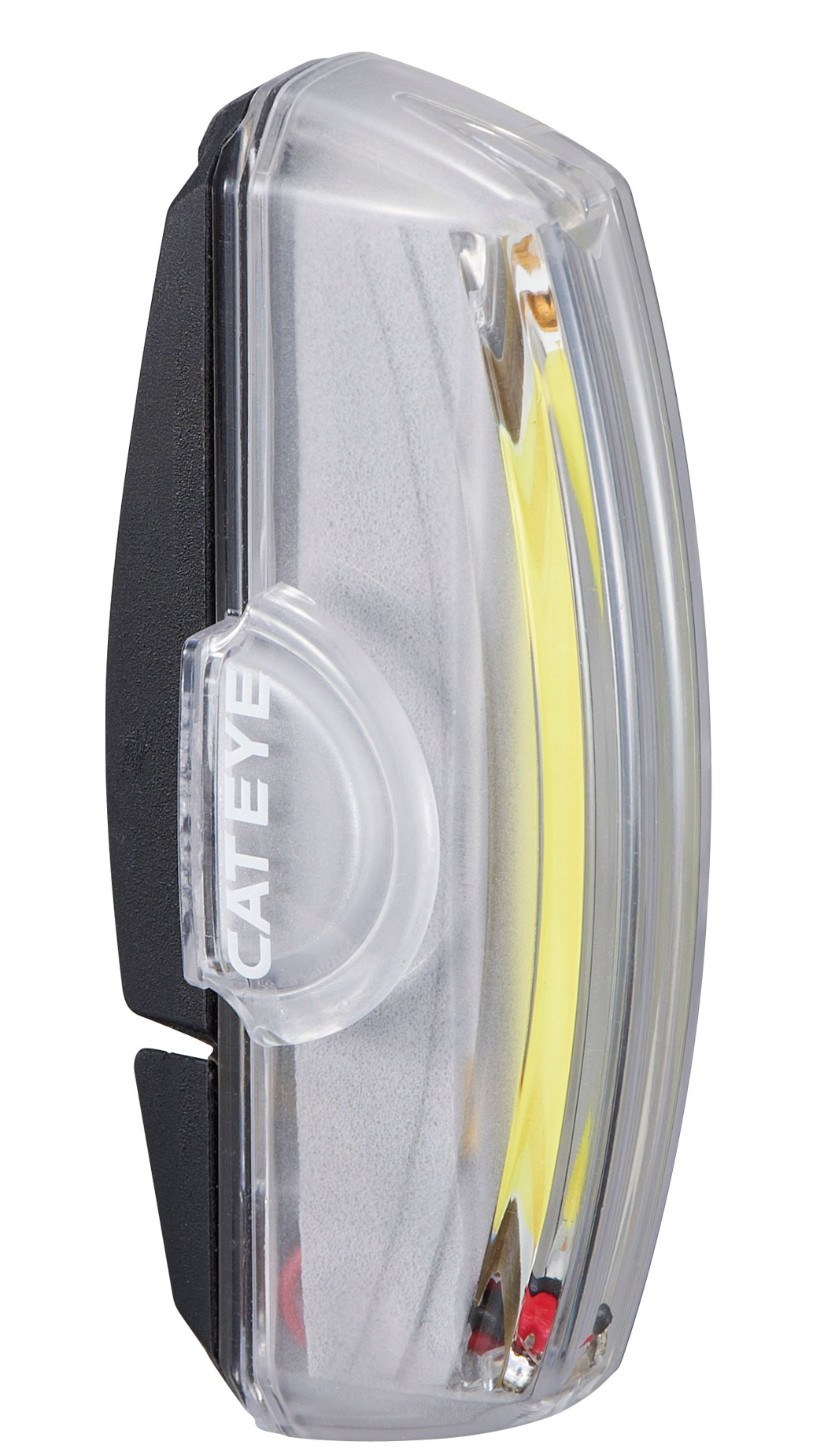 latest fashion on wholesale check out CatEye Rapid X Front Safety Light - www.highgearsports.com