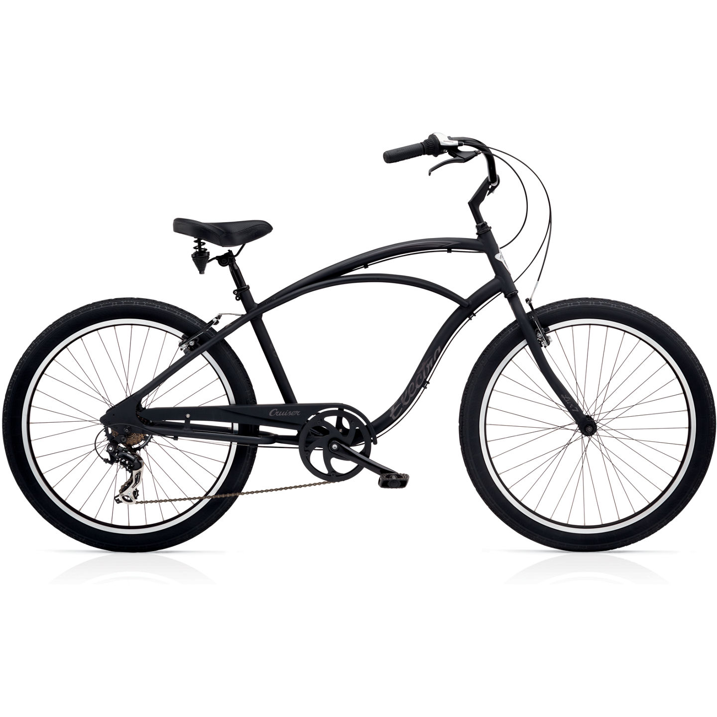 Electra Cruiser Lux 7d Step Over American Cycle