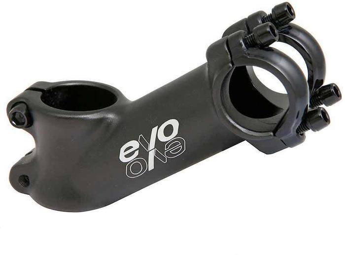 Stem EVO 25.4mm 28.6mm ±7° E-Tec 70mm Black